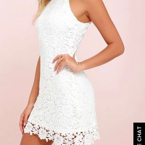Lulus Lace Dress